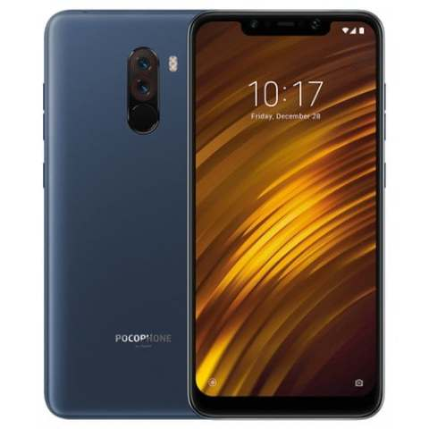 27% off Xiaomi Pocophone F1 4G Phablet Global Version 6GB RAM – SLATE BLUE Gearbest Coupon Promo Code