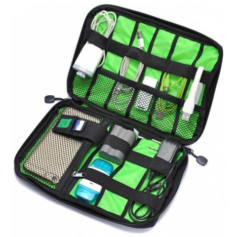 35% off gocomma Electronics Accessories Travel Organizer – BLACK Gearbest Coupon Promo Code