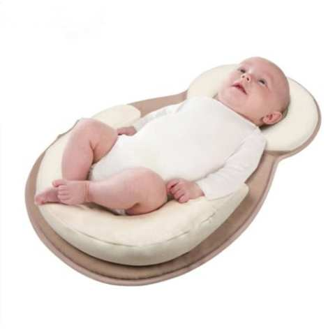 10% off Baby Corrects Anti-Head Side Sleeping Pillow – WARM WHITE Gearbest Coupon Promo Code