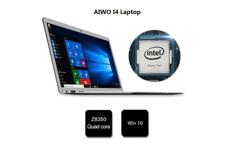 AIWO i4 - AIWO i4 Laptop Gearbest Coupon Promo Code [4+128GB]