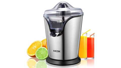 Aicok Citrus Juicer - Aicok Citrus Juicer Amazon Coupon Promo Code