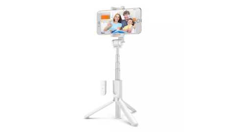 BlitzWolf BW-BS3 3 in 1 BluetoothTripod Selfie Stick Banggood Coupon Promo Code