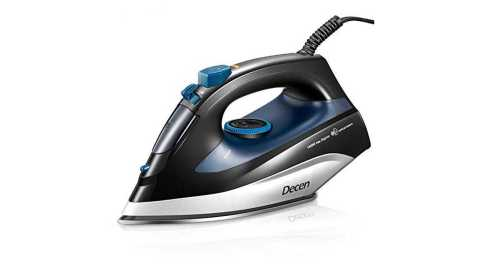 DECEN Iron - DECEN Professional Steam Iron Amazon Coupon Promo Code