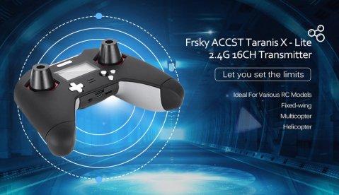 Frsky ACCST Taranis X Lite - Frsky ACCST Taranis X - Lite 2.4G 16CH Transmitter Gearbest Coupon Promo Code