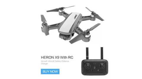 jjrc x9 heron gps rc drone
