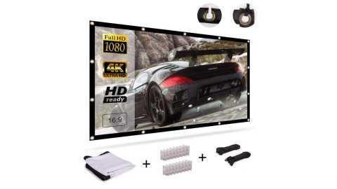 Lightimetunnel 120 Inch Projector Screen - Lightimetunnel 120 Inch Projector Screen Amazon Coupon Promo Code