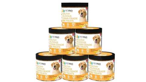 PetMio Bites human grade dog treats - PetMio Bites Human Grade Dog Treats Amazon Coupon Promo Code