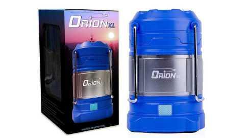 Supernova Orion Ultimate Survival Rechargeable LED Camping Lantern - Supernova Orion XL LED Camping Lantern Amazon Coupon Promo Code