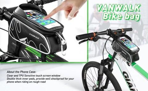VANWALK Bike Bag - VANWALK Bike Bag Amazon Coupon Promo Code