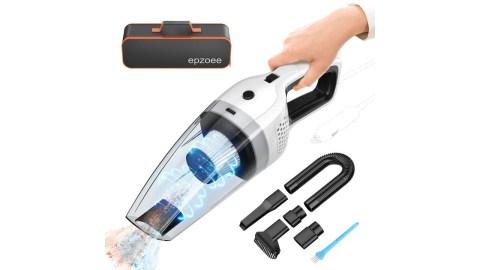 epzoee Car Vacuum Cleaner - epzoee Portable Corded Car Vacuum Cleaner Amazon Coupon Promo Code