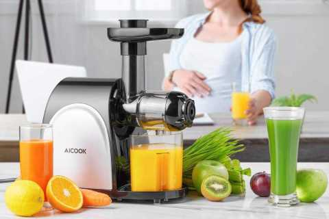 Aicook Slow Masticating Juicer - Aicook Slow Masticating Juicer Amazon Coupon Promo Code