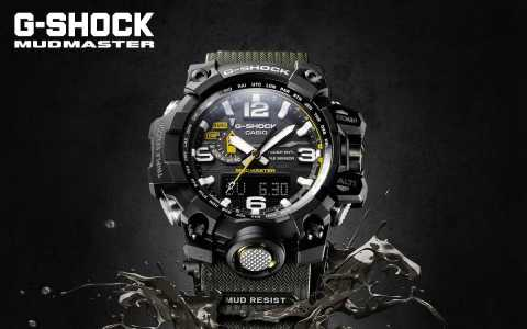 CASIO G SHOCK MUDMASTER GG 1000 1A3 - CASIO G-SHOCK MUDMASTER GG-1000-1A3 Quartz Watch Gearbest Coupon Promo Code
