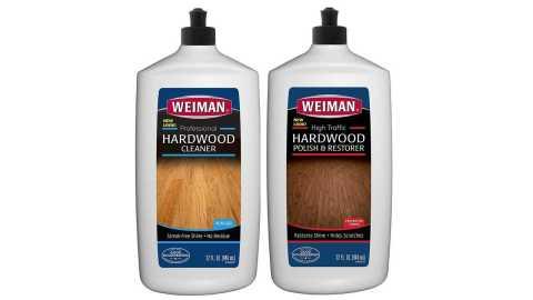 Weiman Hardwood Floor Cleaner Polish Restorer Combo - Weiman Hardwood Floor Cleaner & Polish Restorer Amazon Coupon Promo Code