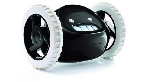 Clocky the Original Runaway Alarm Clock on Wheels - Clocky the Original Runaway Alarm Clock on Wheels Amazon Coupon Promo Code