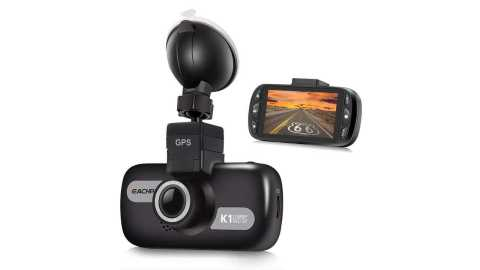 EACHPAI K1 GPS Car Dash Cam - EACHPAI K1 GPS Car Dash Cam Amazon Coupon Promo Code