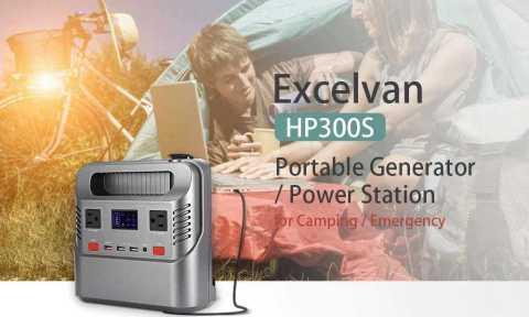 Gocomma HP300S AC 300W Energy Storage Power Adapter - Gocomma HP300S AC 300W Energy Storage Power Adapter Gearbest Coupon Promo Code [Japan Warehouse]
