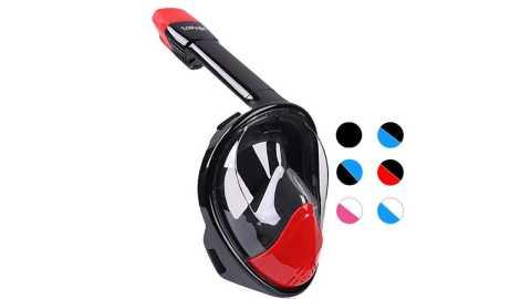 TriMagic Full Face Snorkel Mask - TriMagic Full Face Snorkel Mask Amazon coupon Promo Code