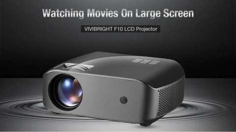 vivibright f10 lcd projector