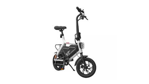Xiaomi HIMO V1S - Xiaomi HIMO V1S Foldable Electric Moped Bicycle Banggood Coupon Promo Code