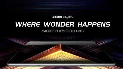 alldocube iplay10 pro carper tablet