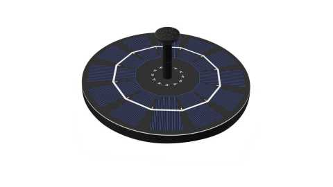 Cocofit Solar Powered Fountain Pump - Cocofit Solar Powered Fountain Pump Amazon Coupon Promo Code