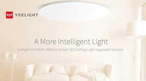 xiaomi yeelight ylxd42yl 480 led ceiling light