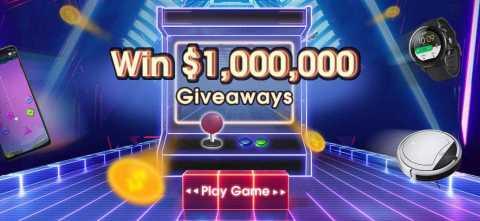 winbanggood - Follow & Play Game and Win Giveaways from Banggood