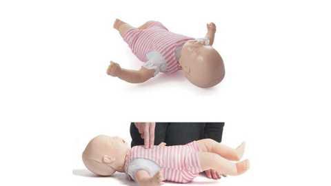 CPR Reborn Doll Resusci Infant Training Manikin Model - CPR Reborn Doll Resusci Infant Training Model Banggood Coupon Promo Code