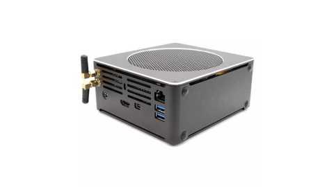 HYSTOU S200 Mini PC - HYSTOU S200 Mini PC Banggood Coupon Code [i7 8750H 16+256/512GB] [USA Warehouse]
