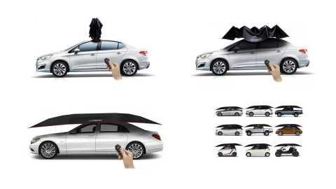 Lanmodo Automatic Car Umbrella Tent - Lanmodo Automatic Car Umbrella Tent Banggood Coupon Promo Code