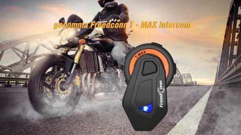 gocomma Freedconn T MAX - FreedConn T-Max Helmet Intercom Banggood Coupon Promo Code