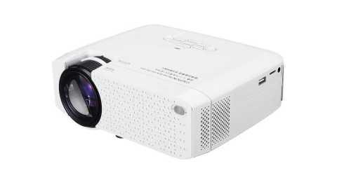 AUN D40W Mini Projector - AUN D40W Mini Projector Banggood Coupon Promo Code