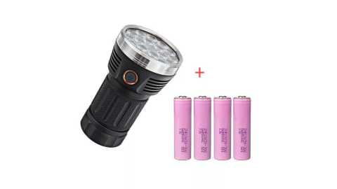 Astrolux MF01S - Astrolux MF01S Flashlight+Samsung 30Q 20A 18650 Battery Banggood Coupon Promo Code