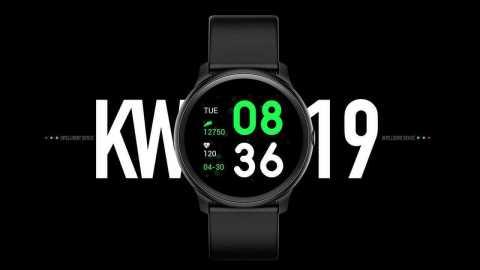 bilikay kw19 smartwatch