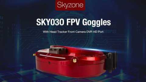 skyzone sky03o 3d fpv goggles