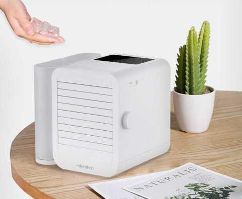 xiaomi microhoo mini air conditioner