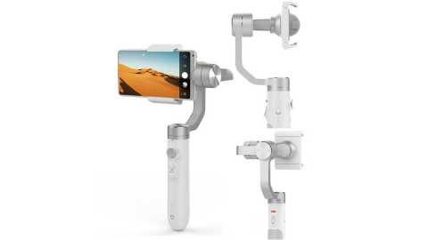 Xiaomi Mijia SJYT01FM 3 Axis Handheld Gimbal - Xiaomi Mijia SJYT01FM Handheld Gimbal Banggood Coupon Promo Code [USA Warehouse]