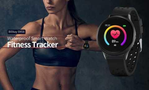 Bilikay SN58 Waterproof Bluetooth Smart Watch Gearbest Coupon Promo Code