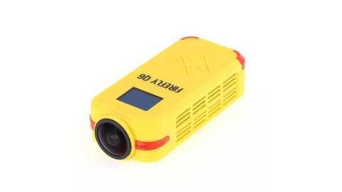 Hawkeye Firefly Q6 - Hawkeye Firefly Q6 4K HD Mini Camera Banggood Coupon Promo Code