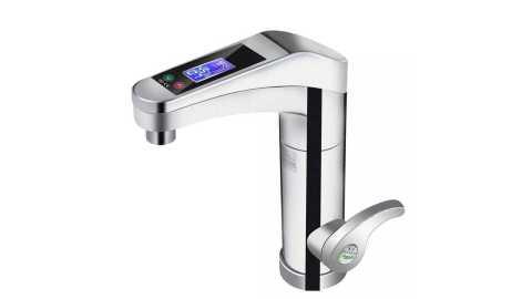 KCASA ZH SC 500 3500W - KCASA ZH-SC 500-3500W Instant Electric Faucet Banggood Coupon Promo Code