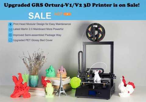 ortur 4 v2 3d printer