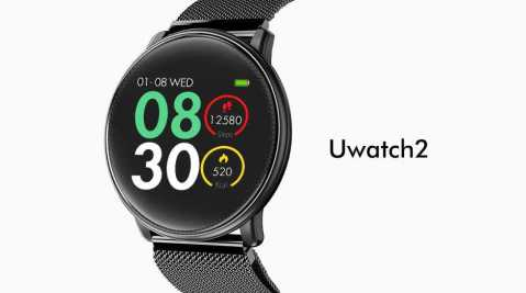UMIDIGI Uwatch2 - UMIDIGI Uwatch2 Smart Watch Banggood Coupon Promo Code
