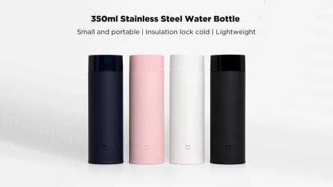 XIAOMI Mijia Mini 350ML Vacuum Thermos Bottle - XIAOMI Mijia Mini 350ML Vacuum Thermos Bottle Banggood Coupon Promo Code