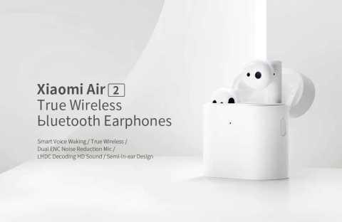 xiaomi twsej02jy air 2 earphone
