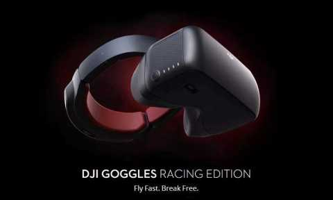 DJI GOGGLES RE - DJI GOGGLES RE Racing Edition Banggood Coupon Promo Code