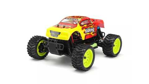 hsp 94186 1/16 4wd kidking rc380 rc monster truck