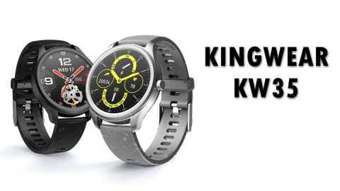 KINGWEAR KW35 - KINGWEAR KW35 Smart Watch Banggood Coupon Promo Code