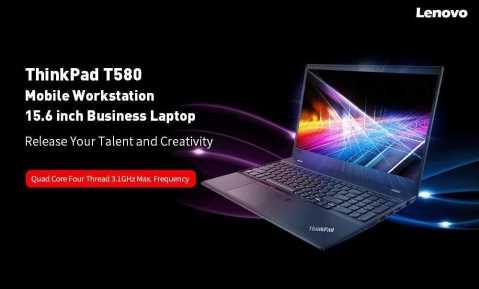 lenovo thinkpad t580 workstation notebook