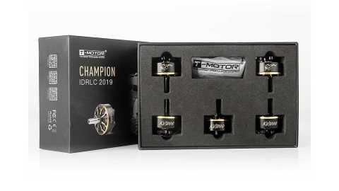 T motor MCK 2207 - T-motor MCK 2207 IDRLC 2019 Champion Series Pack Banggood Coupon Promo Code