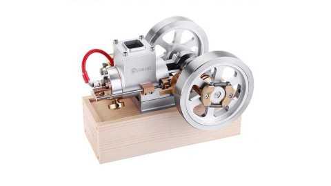 Eachine ET1 STEM Upgrade - Eachine ET1 STEM Upgrade Hit & Miss Gas Engine Banggood Coupon Promo Code